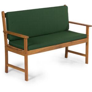 FDZN 9020 Poťah na lavicu zel. FIELDMANN  - Bielastický napínacie poťah - Farba zelená -